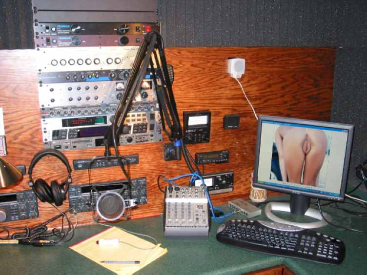 The N2NQM Voodoo Audio Shack!